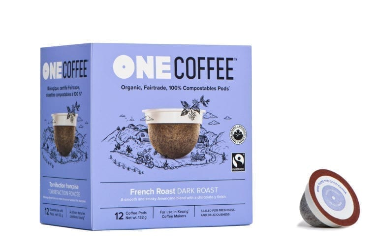 OneCoffee French Roast - Sustainable Coffee