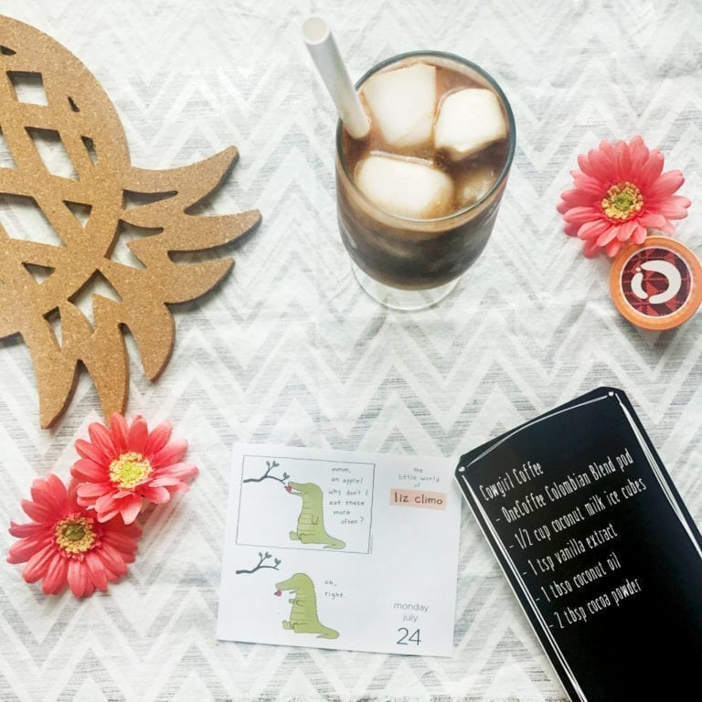 Cowgirl Coffee Recipe single serve - OneCoffee