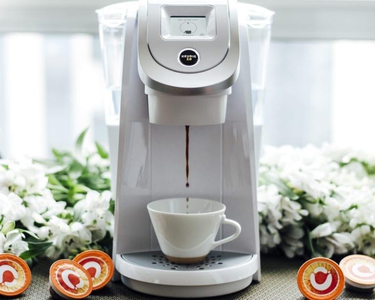 Keurig coffee brewing